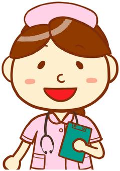 Nurse (Pink Up) 02