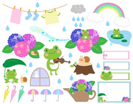 Rainy season material 1
