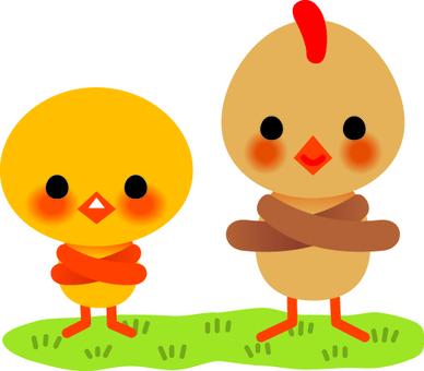 HIYOKO parent and child exercise 01