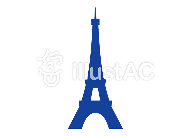 Eiffel tower french. Free cliparts france paris
