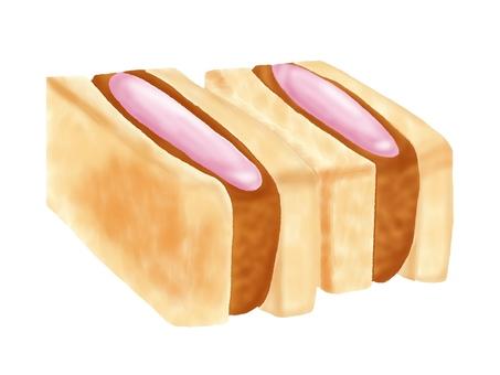 肉餅(無主線)