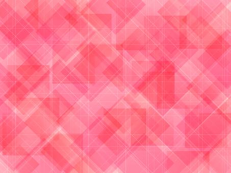 Pink handle