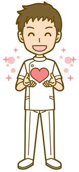 男(護士):A_ Heart 03 FS