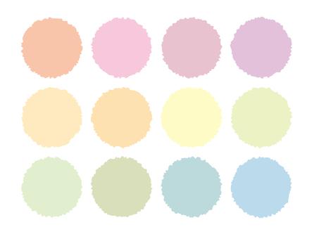 Light color series color set