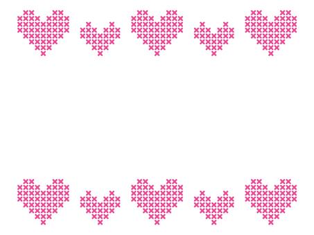 Stitch 7 Heart