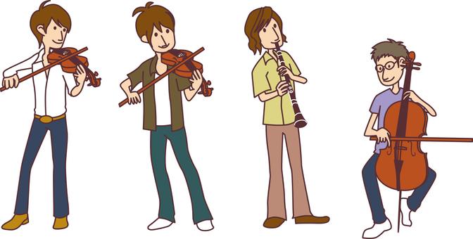 132 Quartet