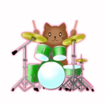 Drum nyanko