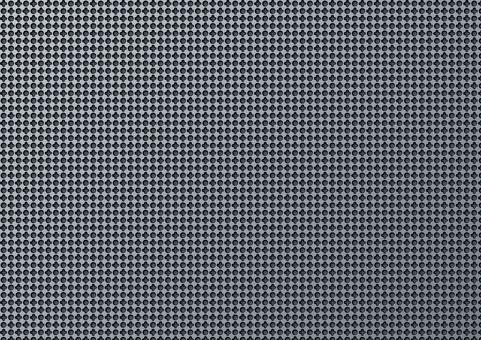 Punching metal wallpaper ○ +