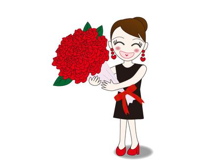 Celebration bouquet women