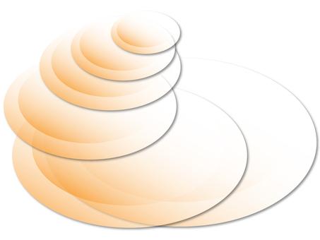 Disk (Orange)