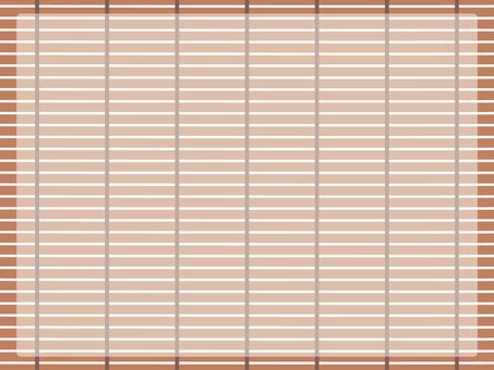 Japanese style · blind frame · frame