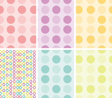 Dot background pattern