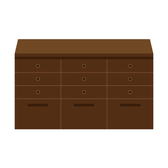 Interior series (chest)