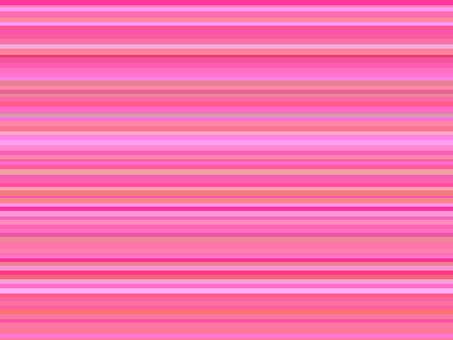 Multi Border (Pink)