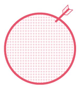 圖案閃耀圖案_粉紅色