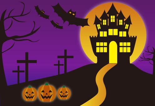 Halloween · Castle