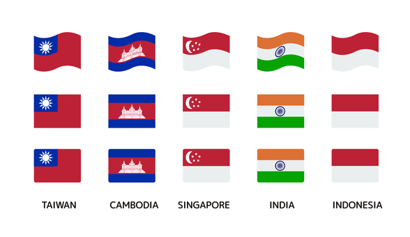Flag Asia 02