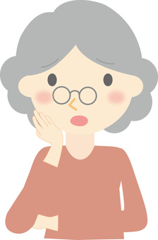 The worrying grandmother