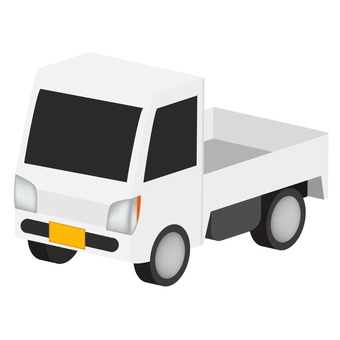 Light truck illustration 1