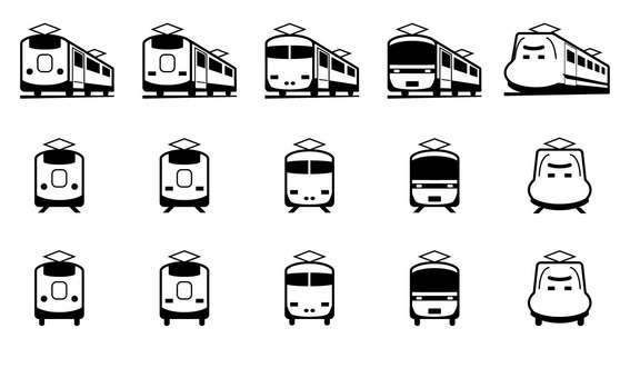 Train (express / express) icon