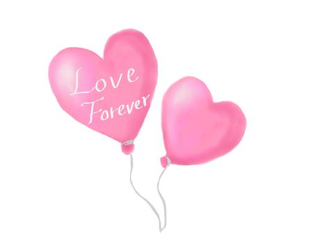 Heart Pink Heart 1