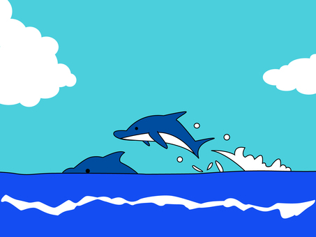 Dolphin to jump cut