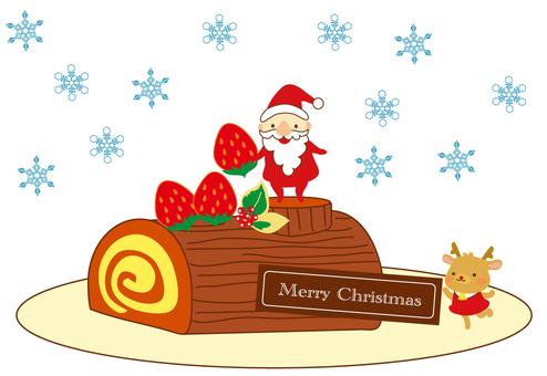 Christmas cake (Bush Doel)