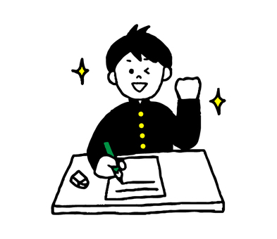 Test study run boy (simple)