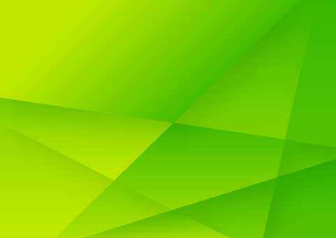 Green linear star pattern abstract background material