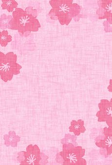 Sakura postcard background 3