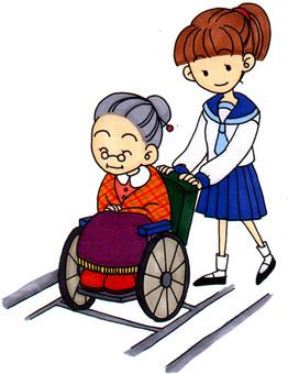 Wheelchairs / Volunteers