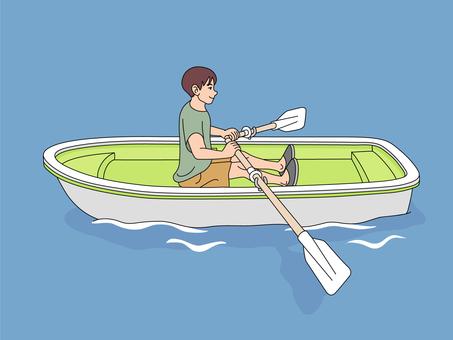 Row Boat 1