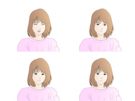 Women _ emotions _2