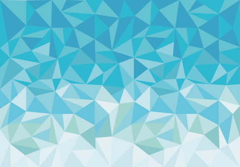 Polygon texture background material
