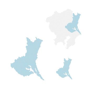 Dot Map Ibaraki 2