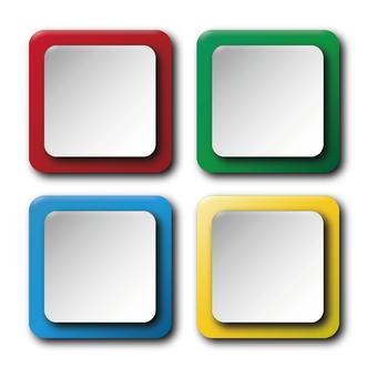 WEB button set 2