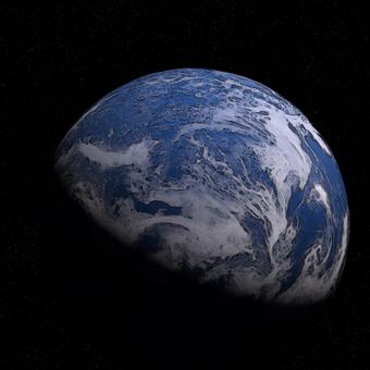 地球(アメコミタッチ)