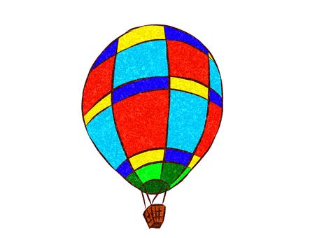 熱気球 気球