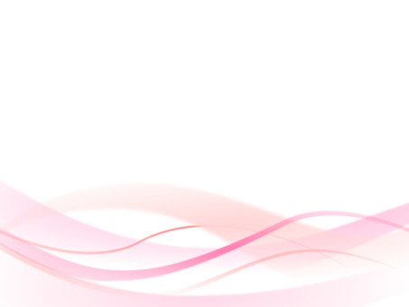 Wave and curved background material Pink red type