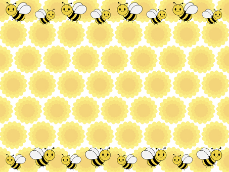 Bee background
