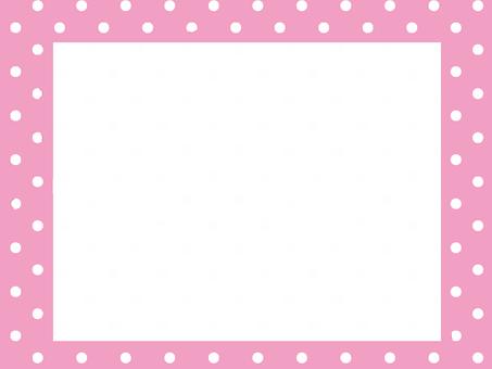Pink frame spots