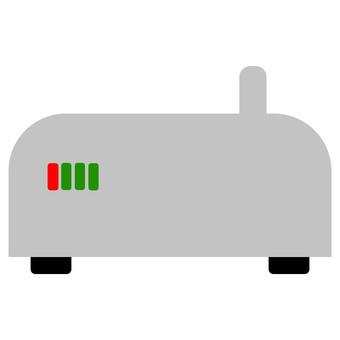 Router (sideways)