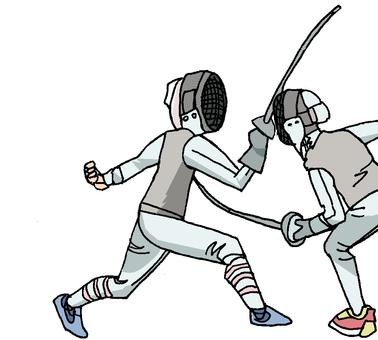 Fencing ①