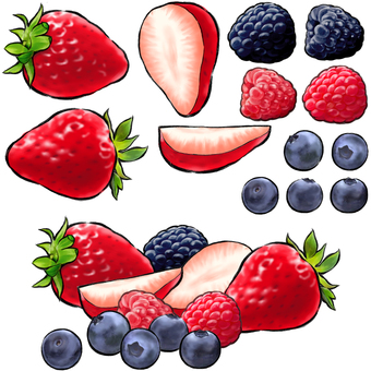 Fruit (berry)