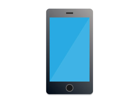 Smartphone 【Black】