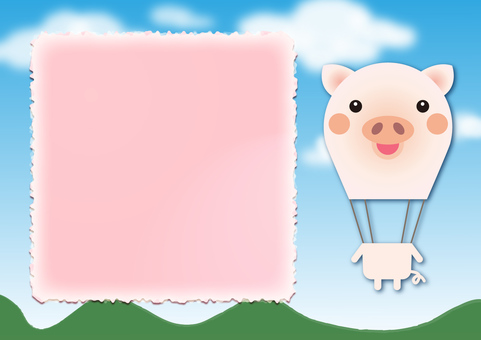 animal_ balloon_ pig 1
