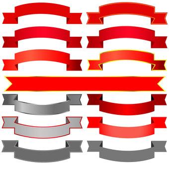 Ribbon assortment set