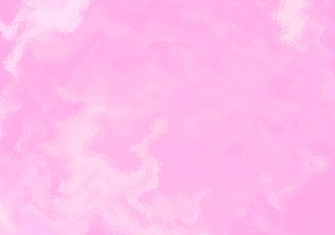 컬러 벽지 핑크