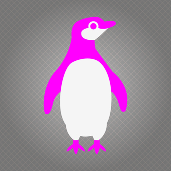 Business icon (penguin)