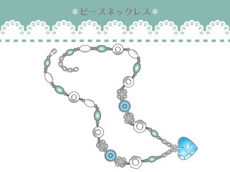 Beads accessories 10